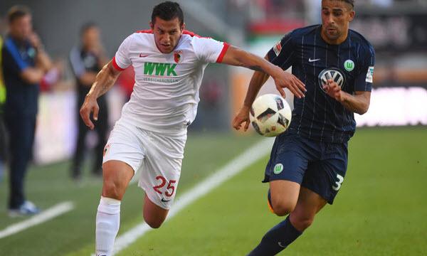 Bóng đá - Augsburg vs Wolfsburg 21h30, ngày 25/11