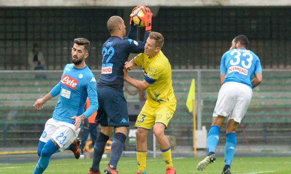 Bóng đá - Chievo vs Spal 00h00, ngày 26/11