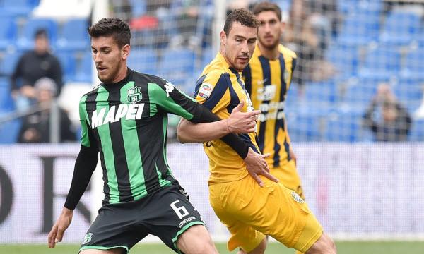 Bóng đá - US Sassuolo Calcio vs Hellas Verona 00h00, ngày 26/11