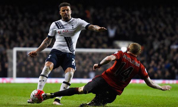 Bóng đá - Tottenham Hotspur vs West Bromwich 22h00, ngày 25/11