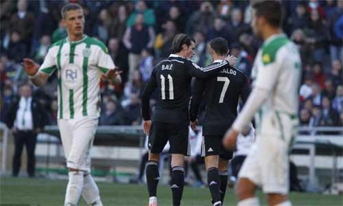 Bóng đá - Real thắng xấu xí: Cũng bởi Ronaldo