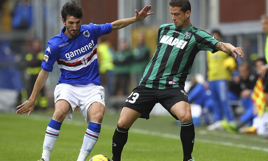 Bóng đá - US Sassuolo Calcio vs Sampdoria: 02h45, ngày 27/03