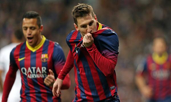 Bóng đá - Barcelona - Celta Vigo, vòng 30 La Liga