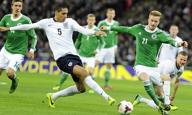Bóng đá - Đức vs Anh 02h45, ngày 27/03
