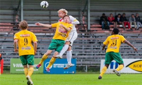 Bóng đá - RoPS Rovaniemi vs Ilves Tampere 22h30, ngày 26/06
