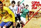 10 bàn thắng đẹp nhất Copa America 2011