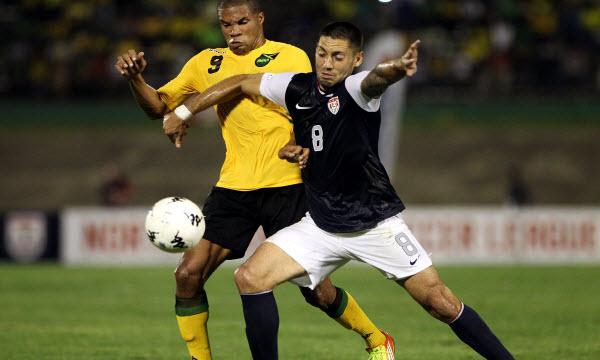 Bóng đá - Mỹ vs Jamaica 08h30, ngày 27/07