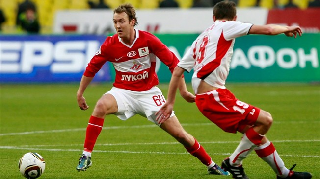 Bóng đá - Amkar Perm vs Spartak Moscow: 20h45, ngày 26/08
