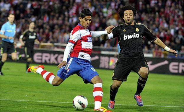Bóng đá - Granada vs Real Madrid: 02h00, ngày 27/08