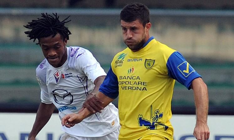 Bóng đá - Chievo vs Fiorentina: 21h00, ngày 27/10
