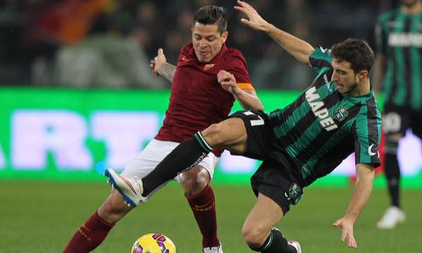 Bóng đá - US Sassuolo Calcio vs AS Roma 01h45, ngày 27/10