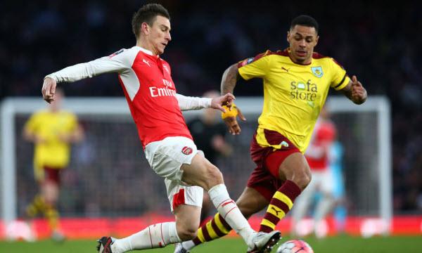 Bóng đá - Burnley vs Arsenal 21h00, ngày 26/11
