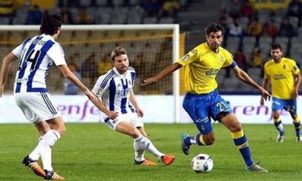 Bóng đá - Real Sociedad vs Las Palmas 22h15, ngày 26/11