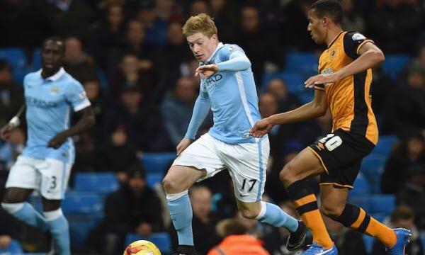 Bóng đá - Hull City vs Manchester City 00h15, ngày 27/12