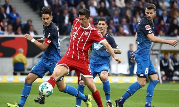 Bóng đá - Bayern Munich vs Hoffenheim 21h30, ngày 27/01