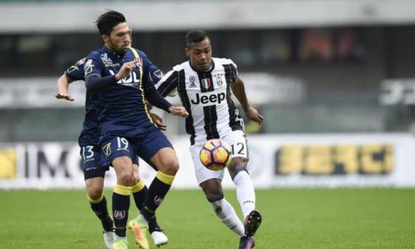 Bóng đá - Chievo vs Juventus 02h45, ngày 28/01