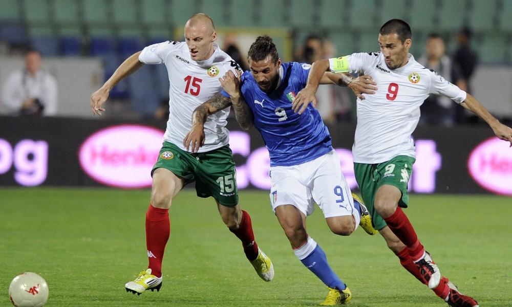 Bóng đá - Bulgaria vs Italy 02h45, ngày 29/03