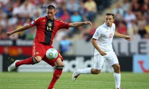 Bóng đá - Anh U21 vs Đức U21 22h59, ngày 27/06