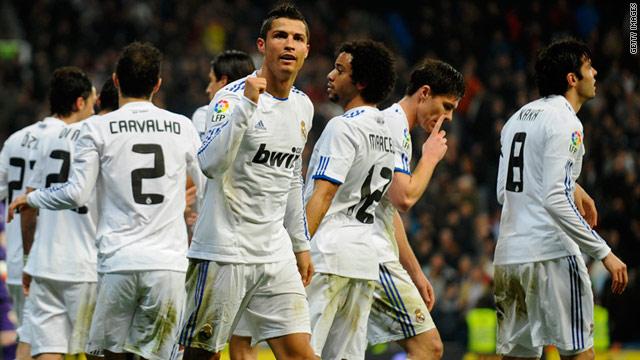 Cristiano Ronaldo: Người hùng thành Madrid