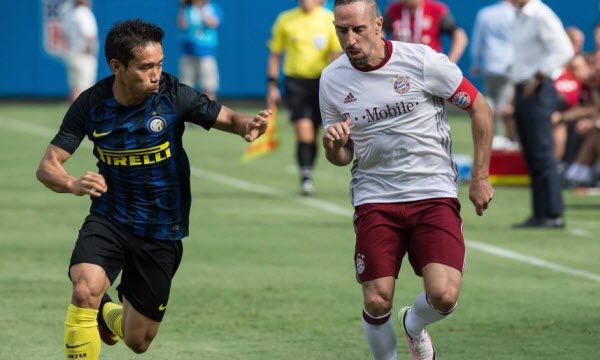 Bayern Munich vs Inter Milan 18h35, ngày 27/07