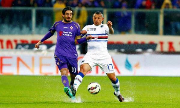 Bóng đá - Fiorentina vs Sampdoria 01h45, ngày 28/08