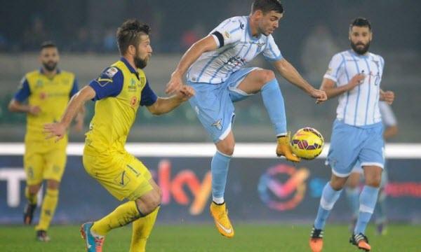 Bóng đá - Chievo vs Lazio 01h45, ngày 28/08
