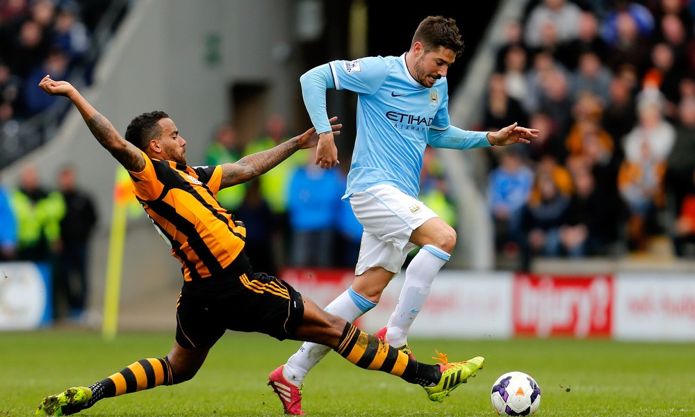 Hull City vs Manchester City: 21h00, ngày 27/09