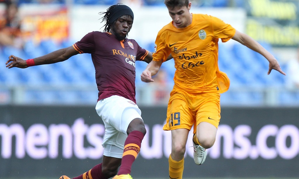AS Roma vs Hellas Verona: 22h59, ngày 27/09