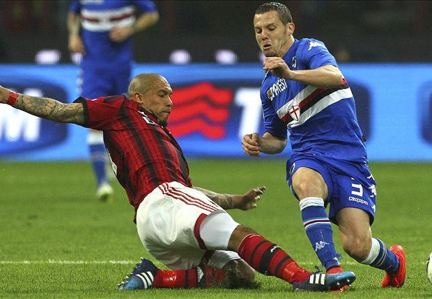 Bóng đá - AC Milan vs Sampdoria 02h45, ngày 29/11