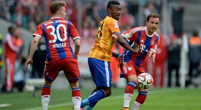 Bóng đá - Bayern Munich vs Hertha Berlin 21h30, ngày 28/11