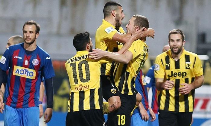 Bóng đá - AEK Athens vs Kerkyra 22h00, ngày 29/01