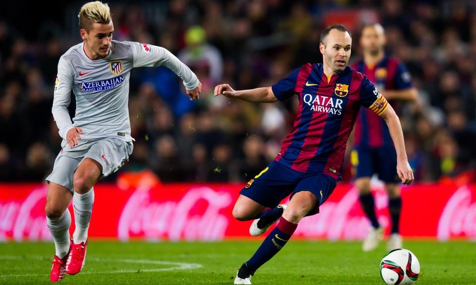 Bóng đá - Atletico Madrid vs Barcelona 03h00, ngày 29/01