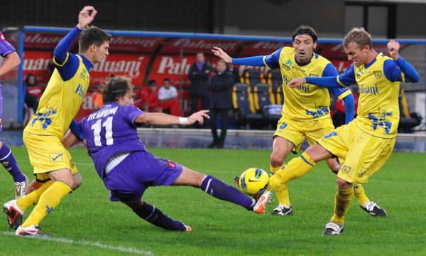 Bóng đá - Fiorentina vs Hellas Verona 21h00, ngày 28/01
