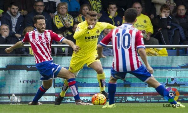Bóng đá - Villarreal vs Sporting de Gijon 01h45, ngày 29/04