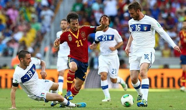 Bóng đá - TBN 0-0 Italia (Pen 7-6): Bò tót vào chung kết