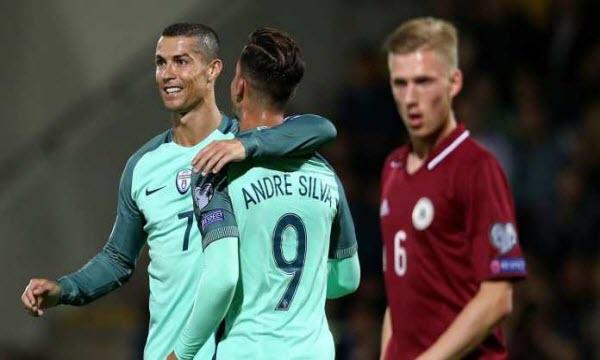 Bóng đá - Bồ Đào Nha vs Chile 01h00, ngày 29/06