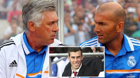 Bóng đá - Bình luận: Real Madrid đang bị xới tung vì Gareth Bale