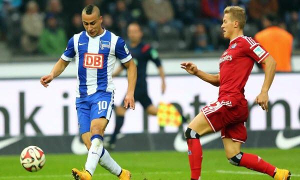 Bóng đá - Hertha Berlin vs Hamburger 20h30, ngày 28/10