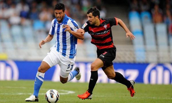 Bóng đá - Real Sociedad vs Elche 02h45, ngày 29/11