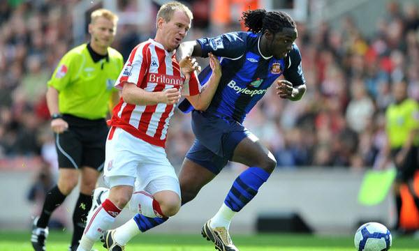 Bóng đá - Sunderland vs Stoke City 22h00, ngày 28/11