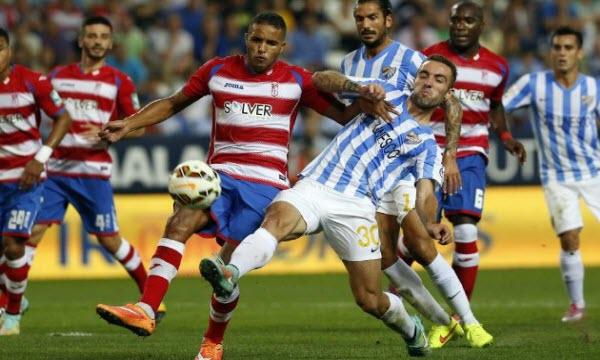 Bóng đá - Malaga vs Granada 02h30, ngày 29/11
