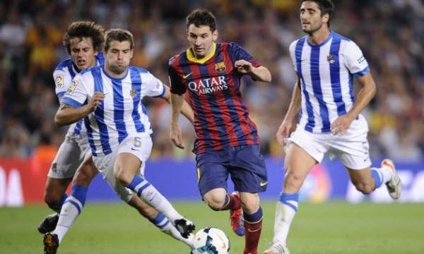 Bóng đá - Barcelona vs Real Sociedad 22h00, ngày 28/11