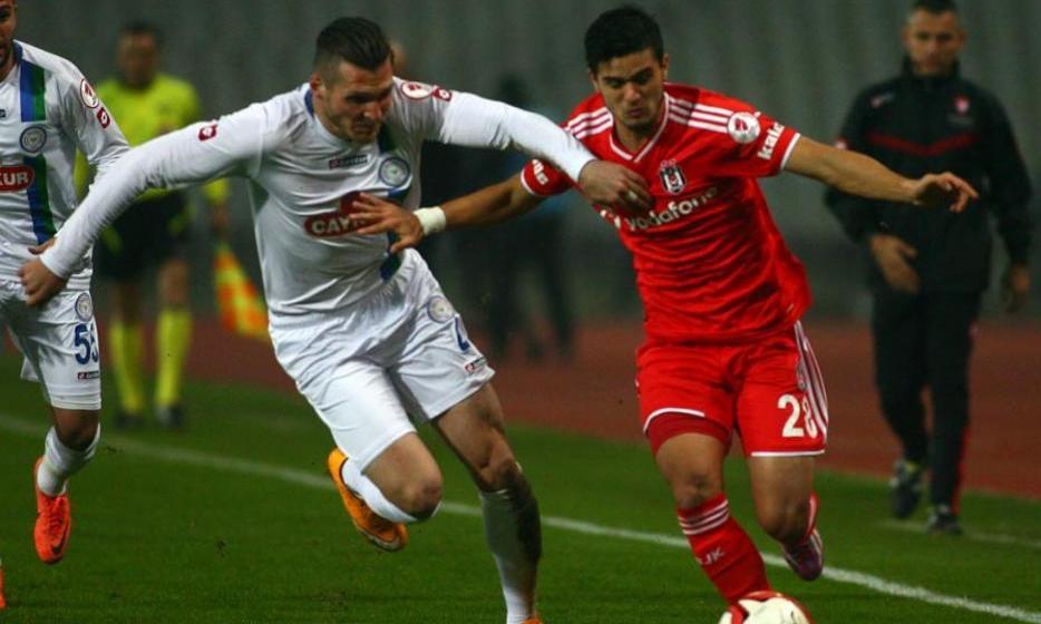 Bóng đá - Besiktas JK vs Sariyer 01h30, ngày 30/01