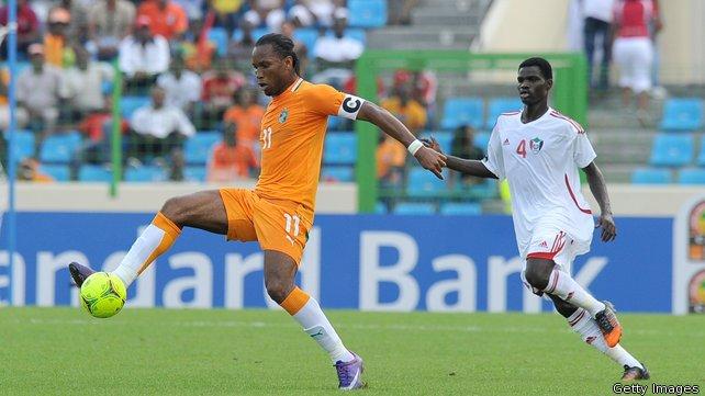 Bóng đá - Sudan vs Bờ Biển Ngà 00h00, ngày 30/03