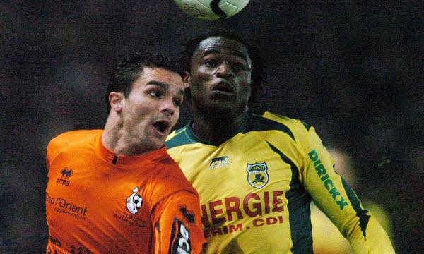 Bóng đá - Nantes vs Lorient 01h00, ngày 30/04