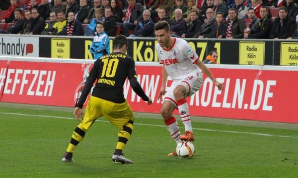 Bóng đá - Borussia Dortmund vs Koln 20h30, ngày 29/04