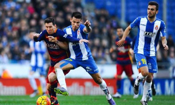 Bóng đá - Espanyol vs Barcelona 01h45, ngày 30/04