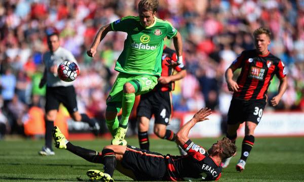 Bóng đá - Sunderland vs AFC Bournemouth 21h00, ngày 29/04