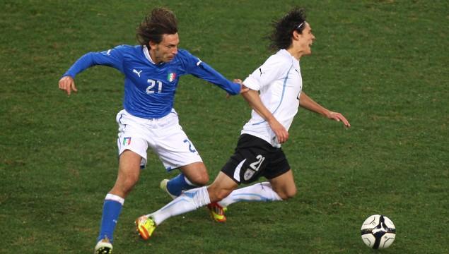 Bóng đá - Confed Cup 2013: Phân tích trận Uruguay-Ý