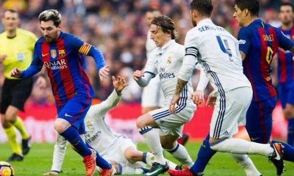 Bóng đá - Real Madrid vs Barcelona 06h30, ngày 30/07